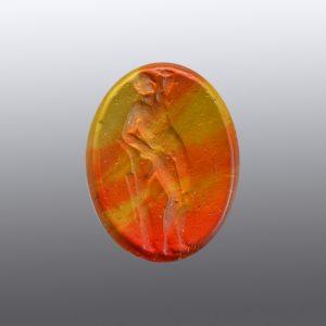 #0133-16x12.5-corniola arancio special-intaglio-cameo