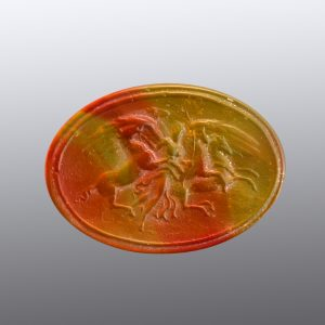 #0157-25.5x18.2-corniola arancio special-cameo-intaglio