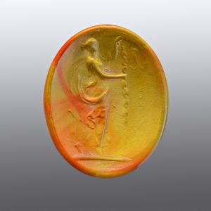 #0215-26x21-corniola arancio special-cameo-intaglio