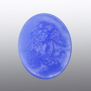#0391-33x27-pervinca alabastro-cameo-intaglio