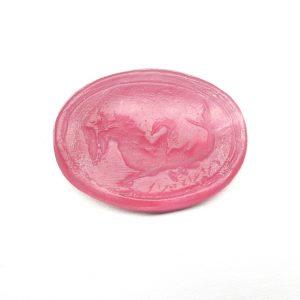 #0585-16.2x11.7 opale rosa-intaglio-cameo