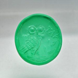 #0617-17.6x16.6-verde selva-cameo