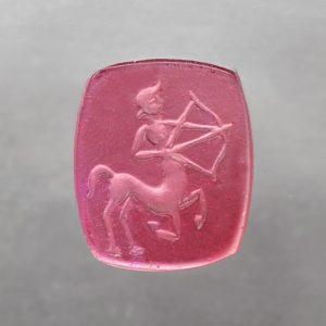 #0626-11x13 spinel-intaglio-cameo