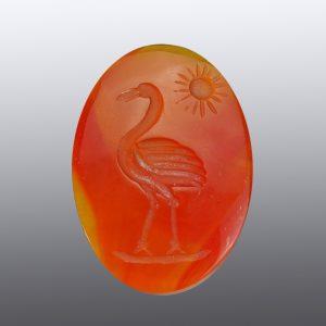 #0715-27x20-corniola arancio special-intaglio-cameo