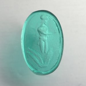 #0781-15x10 verde polinesia-intaglio-cameo