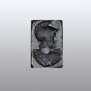 #0891-11x7 nero-intaglio_cameo